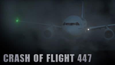 NOVA Season 38 :Episode 14  Crash of Flight 447