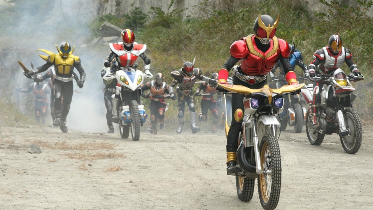 Kamen Rider Season 19 :Episode 1  Rider War