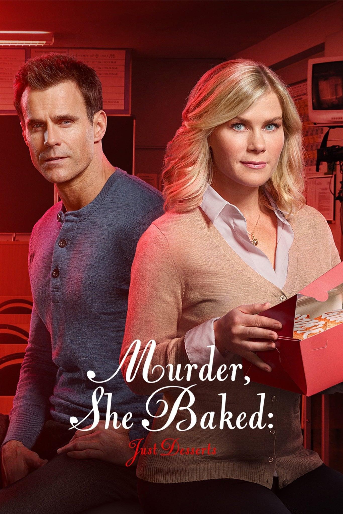 Murder, She Baked: Just Desserts
