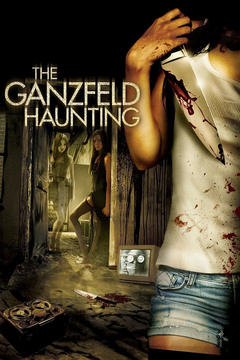 The Ganzfeld Haunting on FREECABLE TV