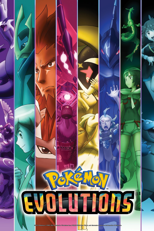 Pokémon Evolutions TV Shows About Anime