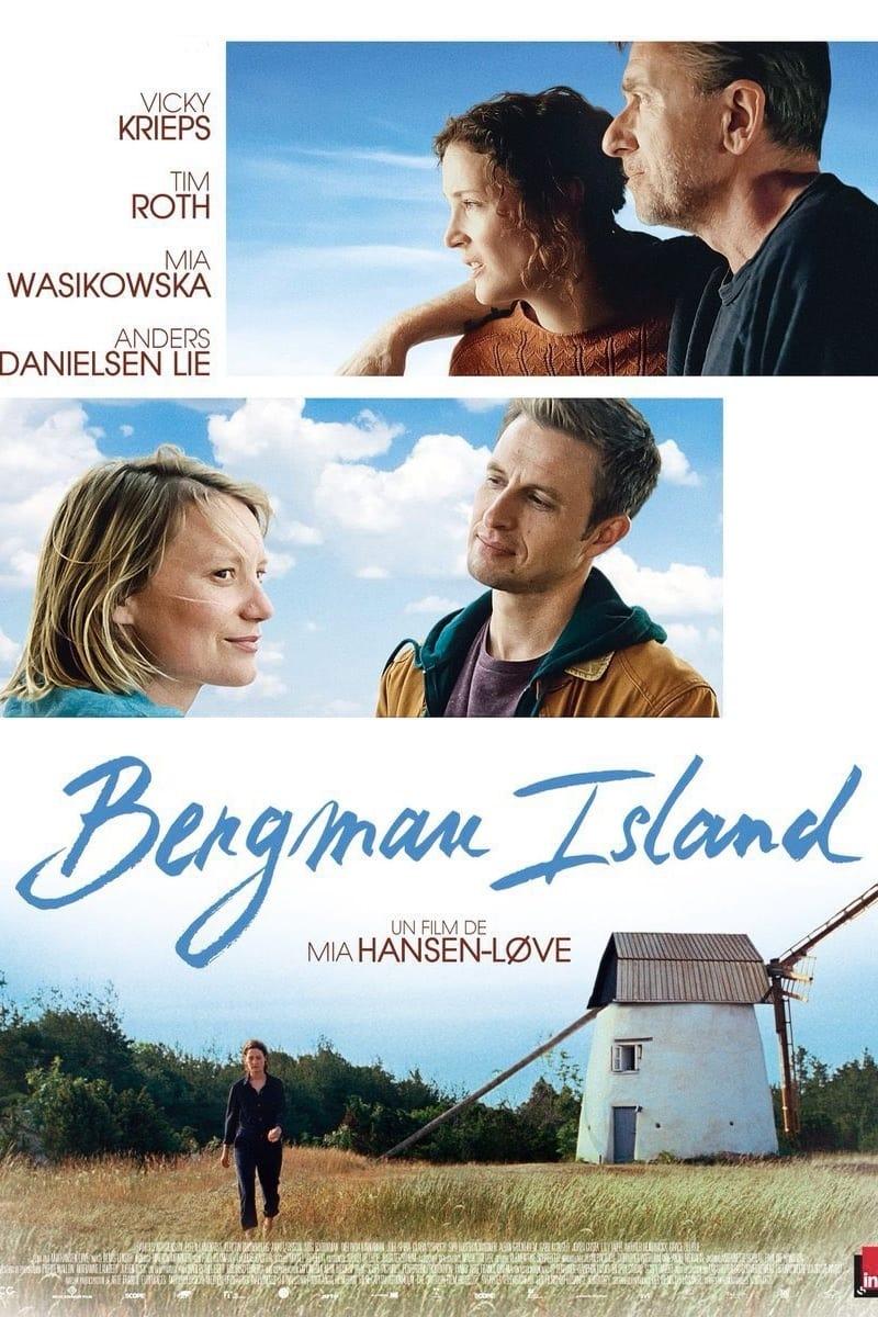 voir film Bergman Island streaming