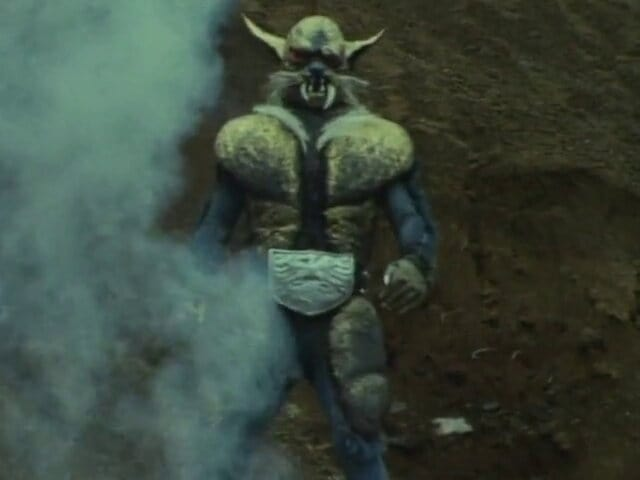 Kamen Rider Season 1 :Episode 39  Monster Wolf Man's Huge Murder Party