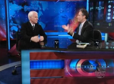 The Daily Show with Trevor Noah Season 13 :Episode 139  Steve Martin