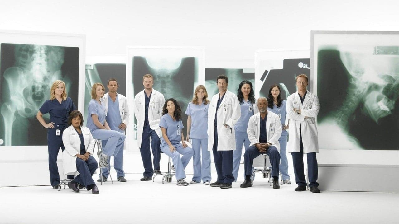 Grey's Anatomy Season 7 Episode 18 : Song Beneath the Song