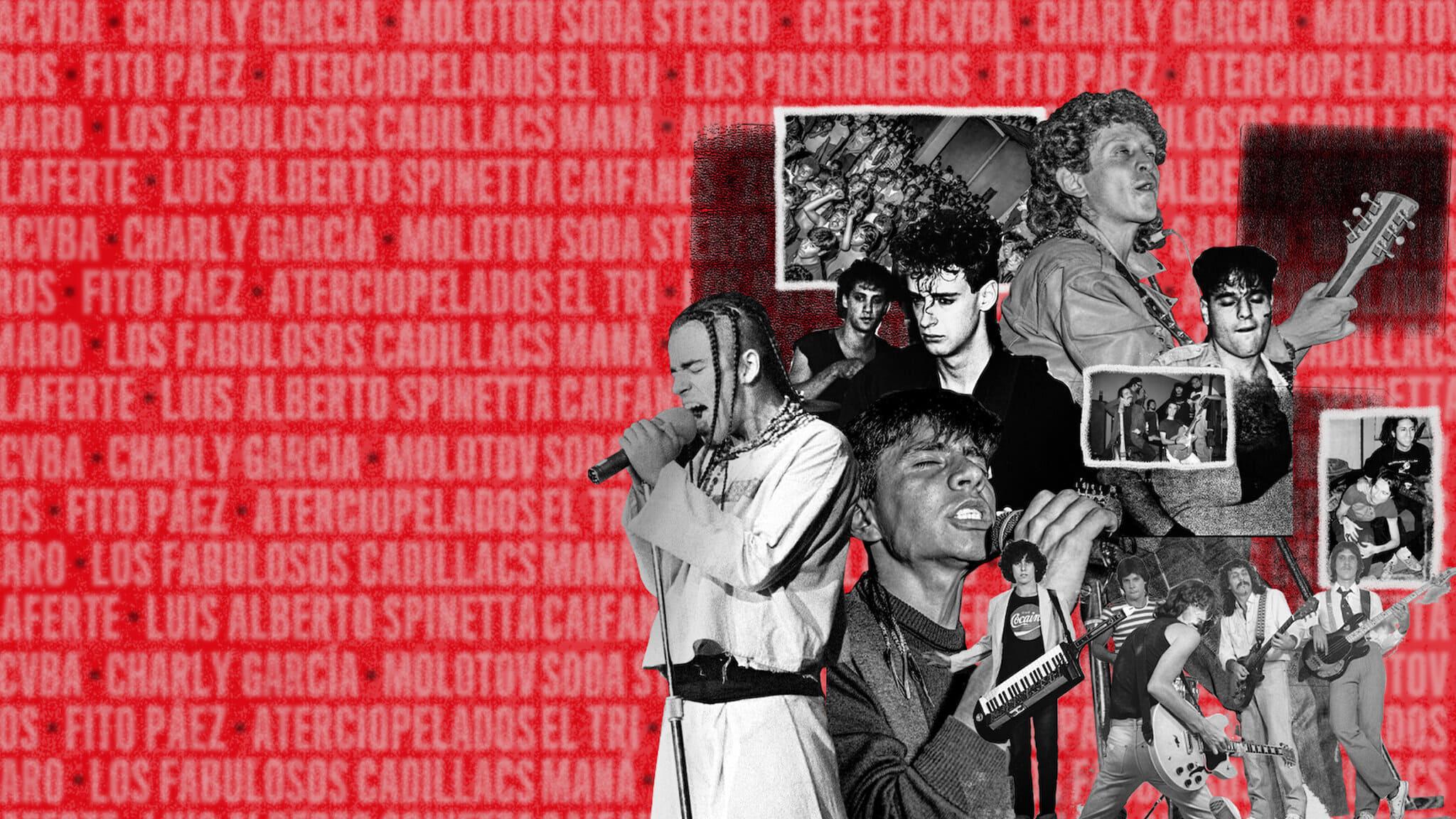 Rompan todo: La historia del rock en América Latina