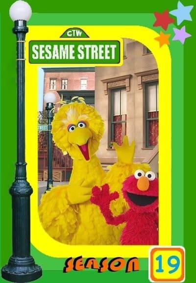 Sesame Street Season 19