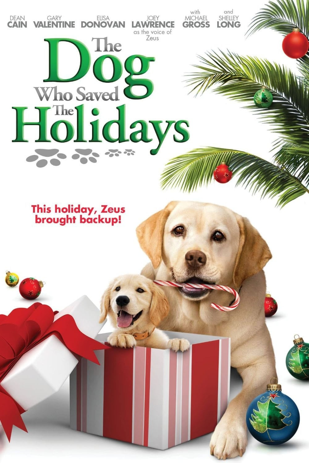 The Dog Who Saved the Holidays on FREECABLE TV