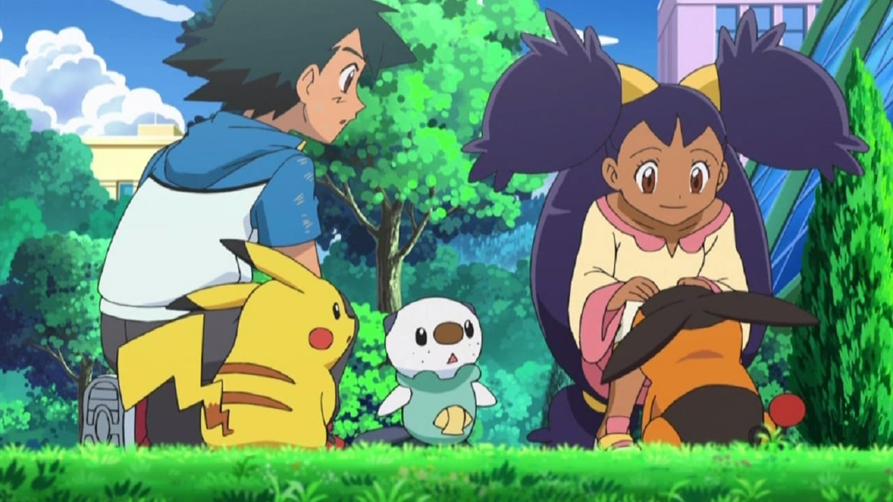 Pokémon Season 14 :Episode 4  The Battle Club and Tepig's Choice!