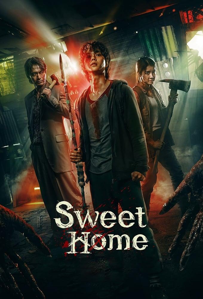 Sweet Home 1ª Temporada Completa 2020 - Dual Áudio 5.1 WEB-DL 720p e 1080p