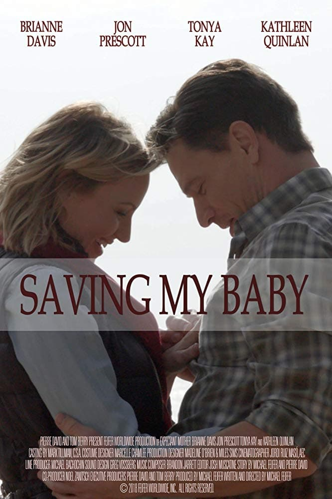 Póster Saving My Baby