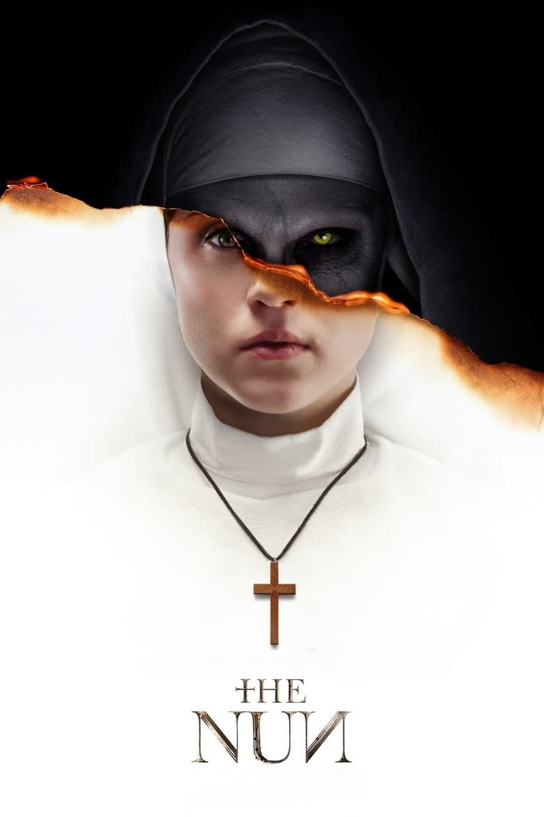 Poster and image movie Film Calugarita: Misterul de la manastire - The Nun - The Nun 2018