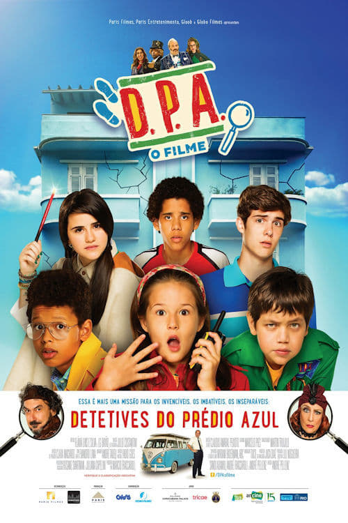 Detetives do Prédio Azul: O Filme – Nacional (2017)
