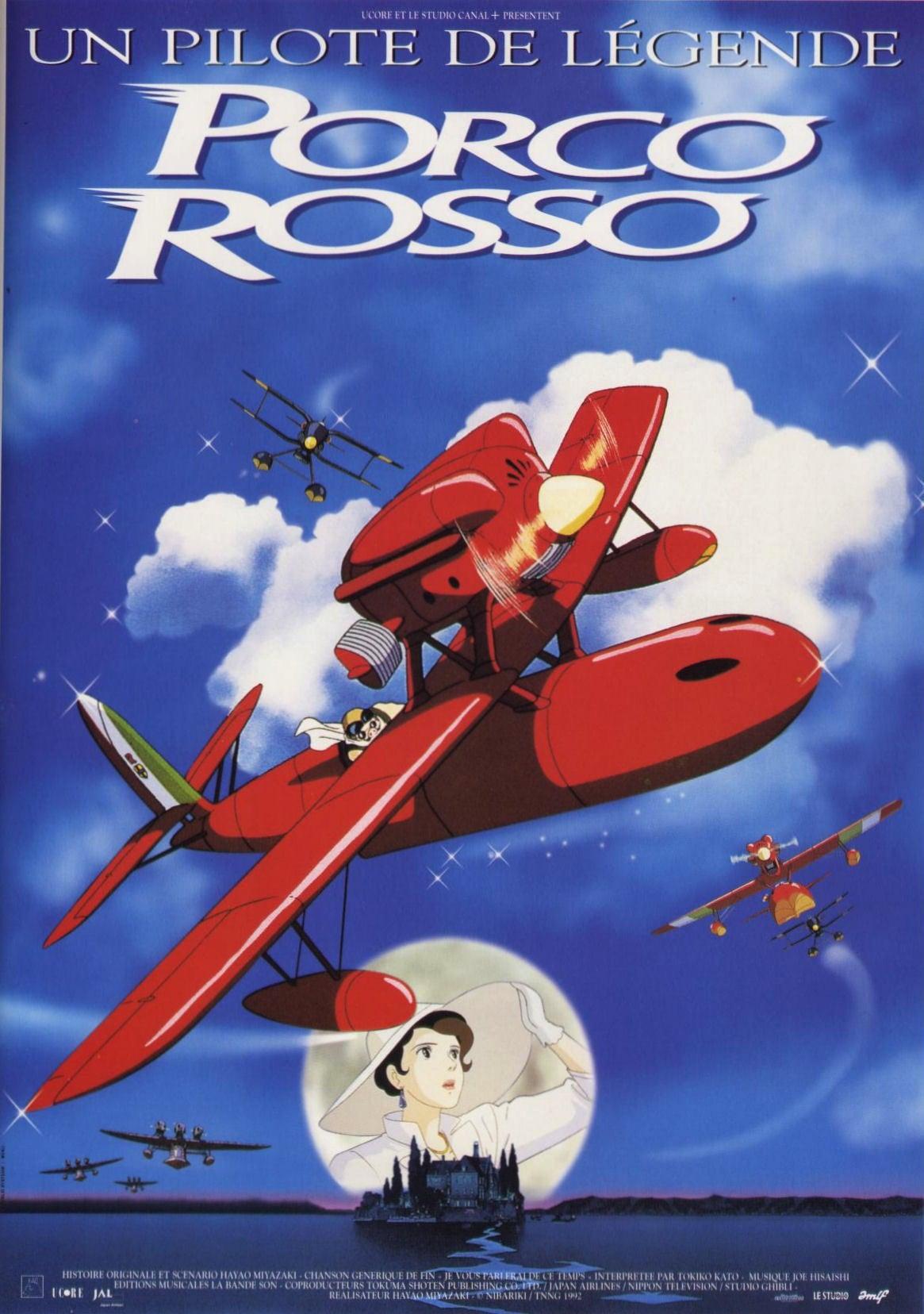 Porco Rosso Stream