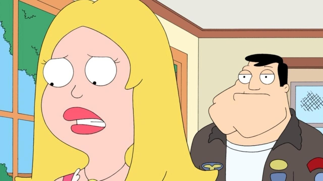 American Dad! Season 5 :Episode 4  Choosey Wives Choose Smith