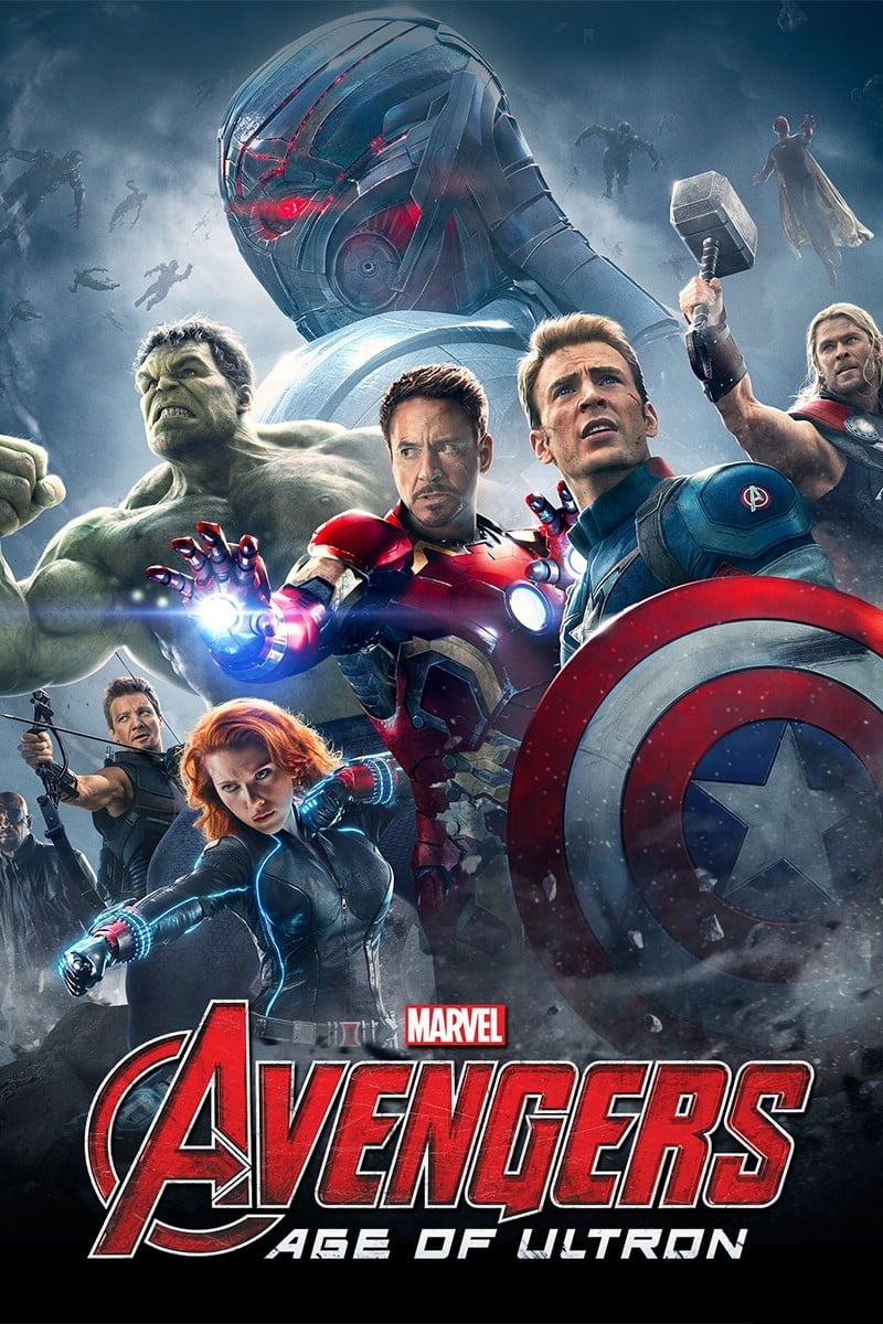 Pelicula Avengers: Age of Ultron - Vengadores: La Era de Ultrón (2015) HD 1080P LATINO/INGLES Online imagen