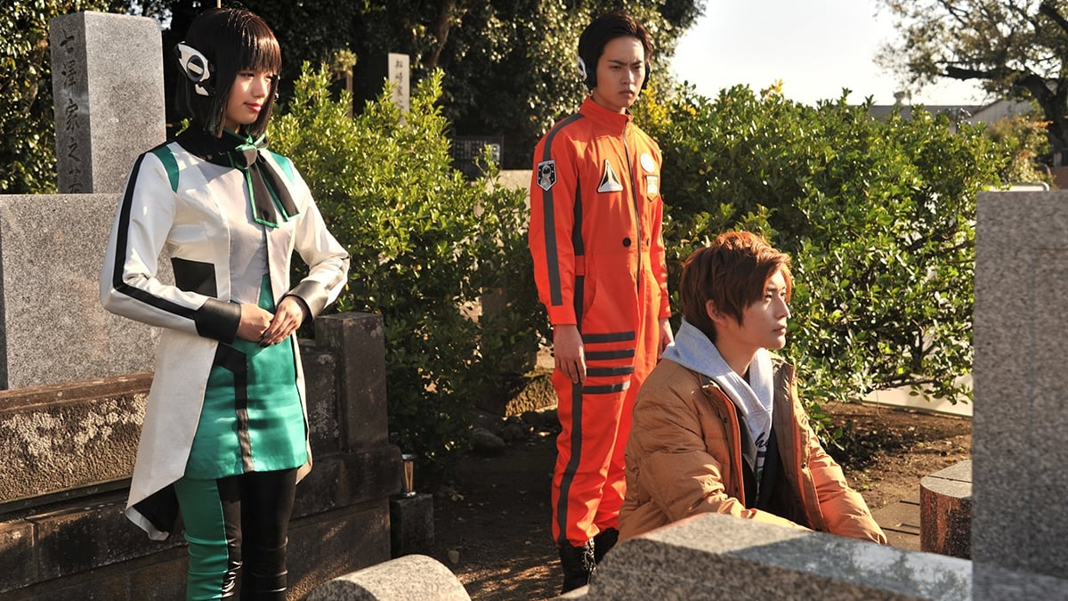 Kamen Rider Season 30 :Episode 15  Respective Ends