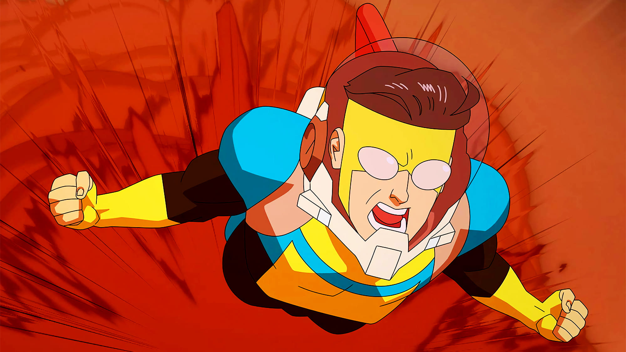 Invincible Season 1 :Episode 4  NEIL ARMSTRONG, EAT YOUR HEART OUT