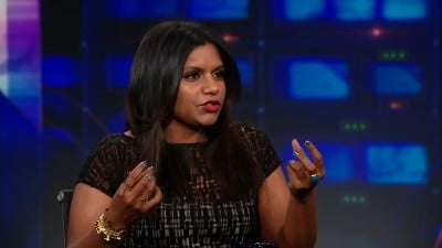 The Daily Show with Trevor Noah Season 18 :Episode 98  Mindy Kaling