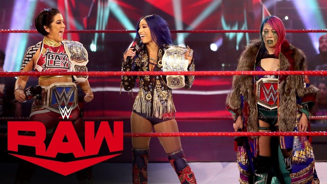 WWE Raw - Season 28 Episode 23 : June 8, 2020 (1970)