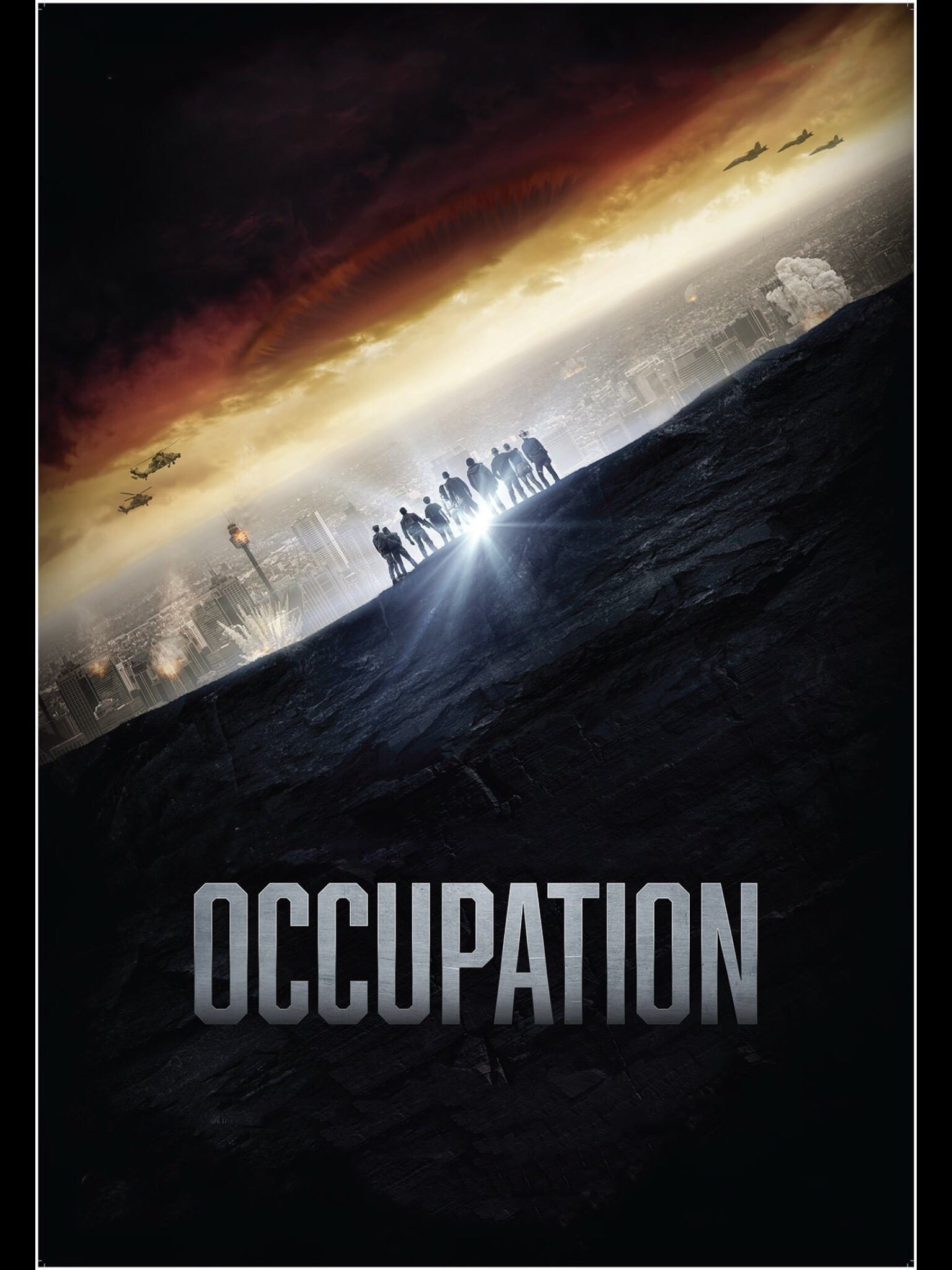 Ver Occupation Online HD Español (2018)