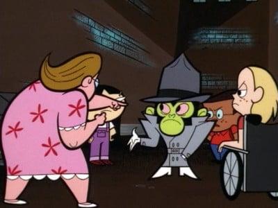 The Powerpuff Girls Season 2 :Episode 24  Mojo Jonesin'