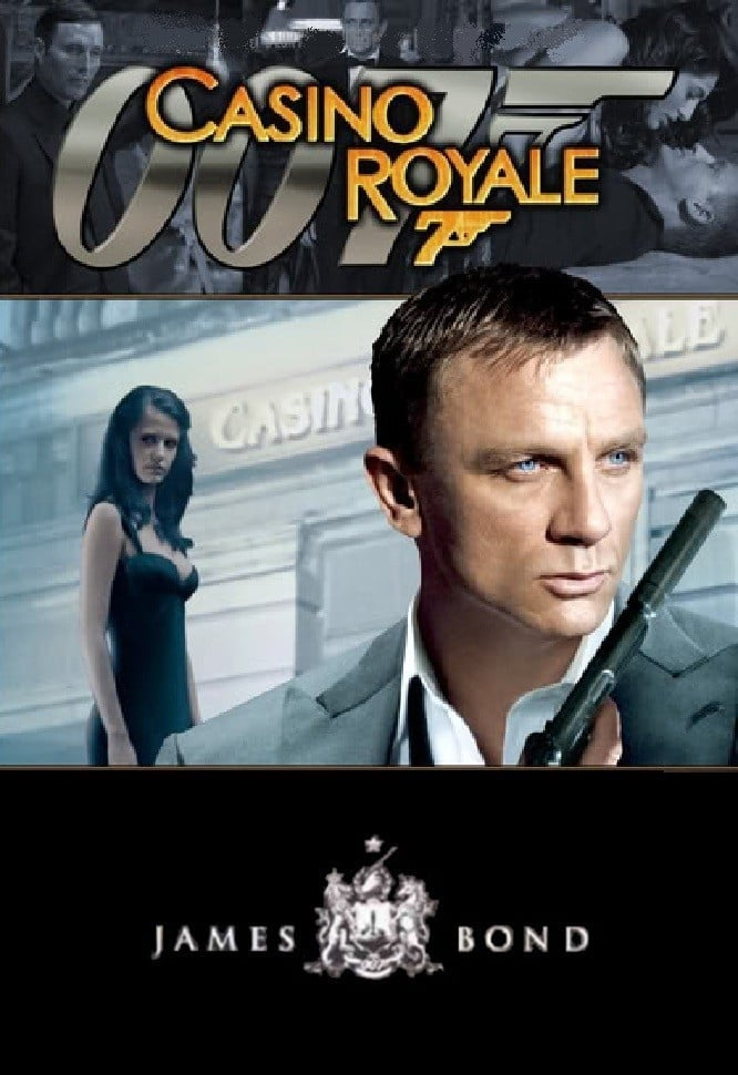 casino royale intro song