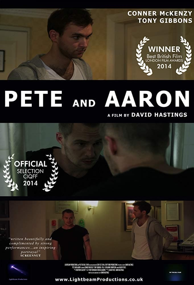 Pete and Aaron (2014)