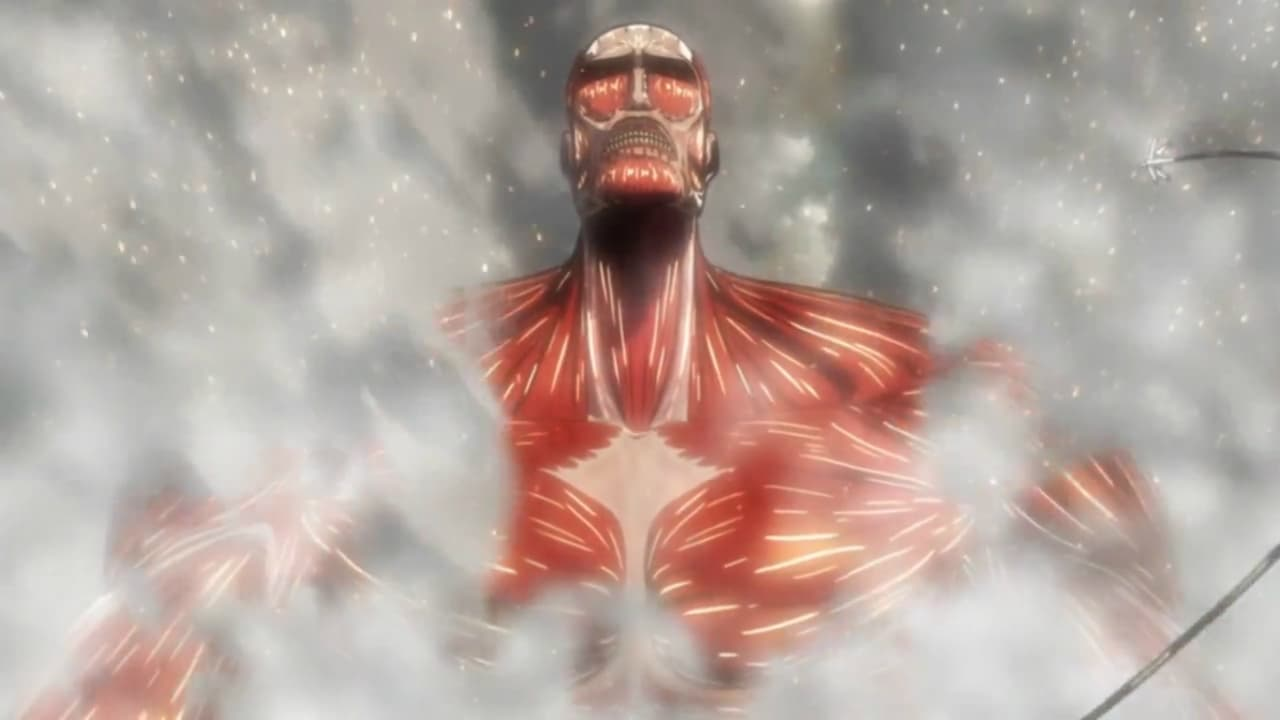 Attack on Titan Season 2 :Episode 7  [32] Close Combat