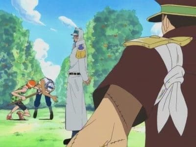 One Piece Season 1 :Episode 37  Luffy Rises! Result of the Broken Promise!