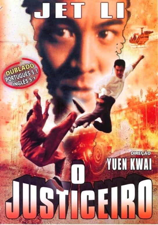 O Justiceiro – Dragon Kid – 1995 Dublado