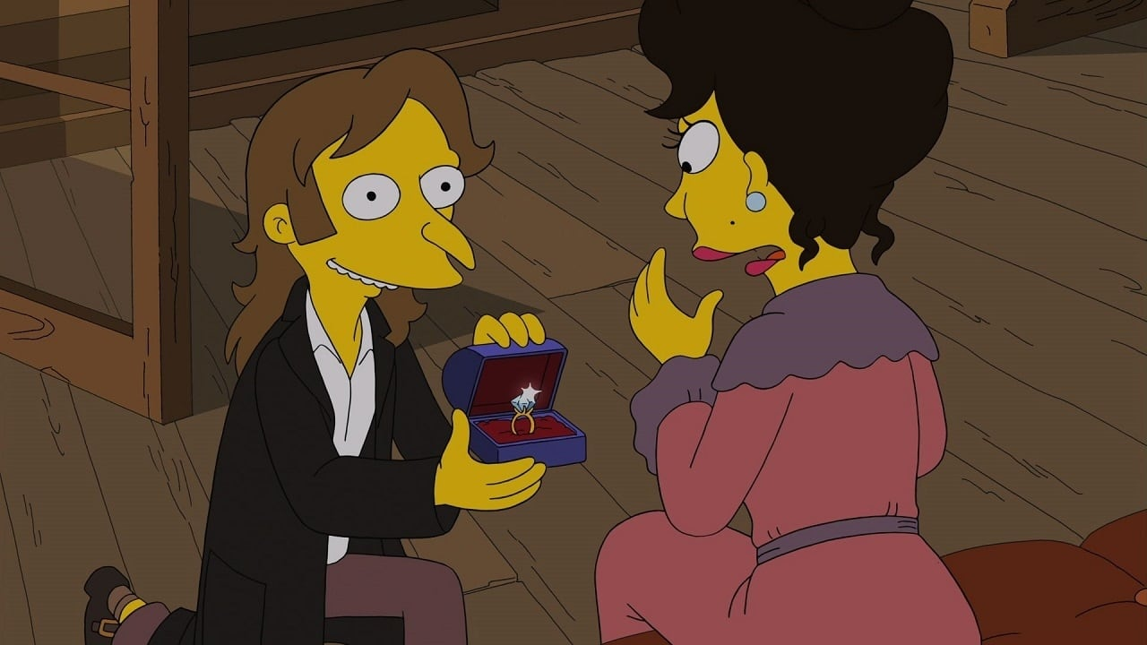 The Simpsons - Season 25 Episode 3 : Four Regrettings and a Funeral