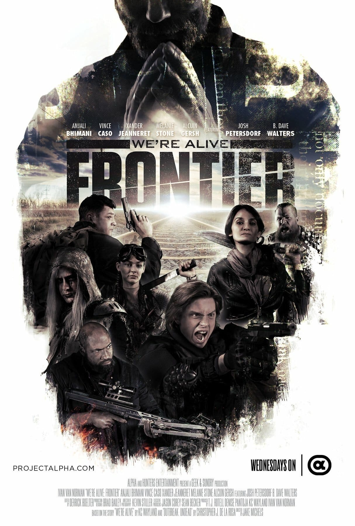 We're Alive: Frontier TV Shows About Gore
