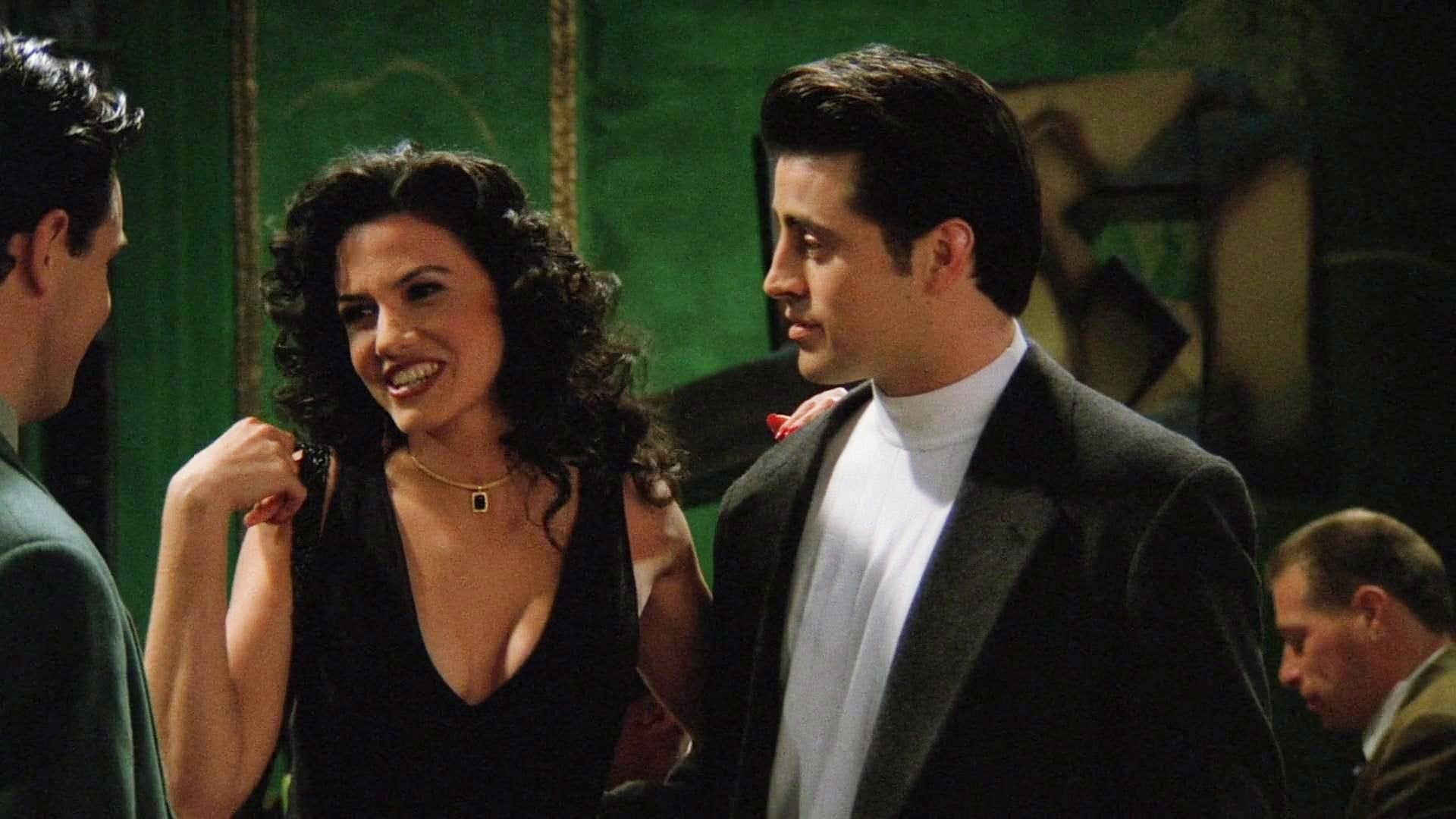 Friends Season 4 :Episode 14  The One with Joey's Dirty Day