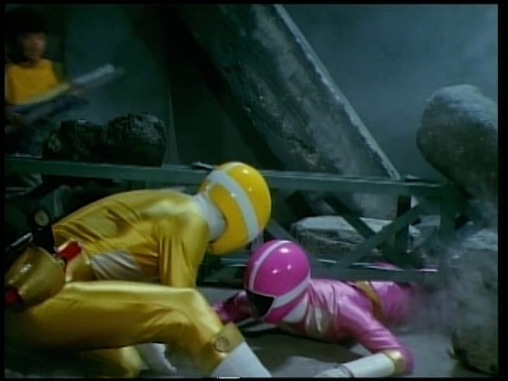 Super Sentai Season 23 :Episode 40  Zero Seconds to Base Destruction