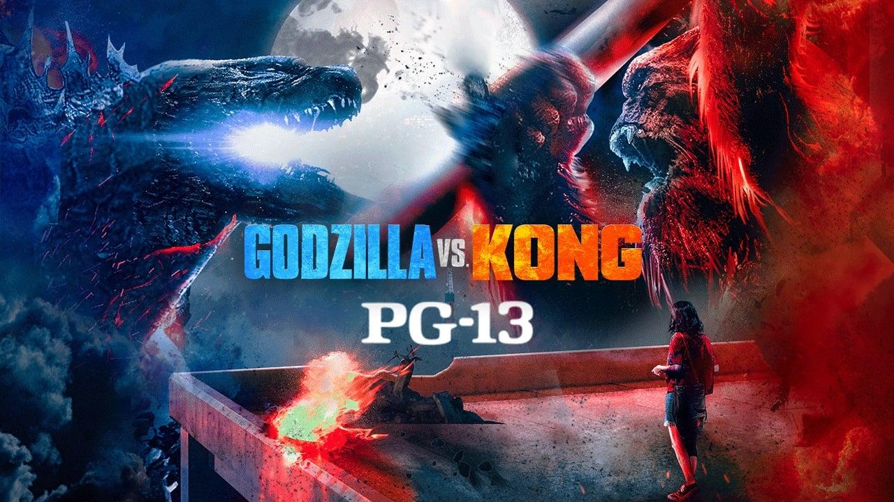 Kong Vs Godzilla 2021