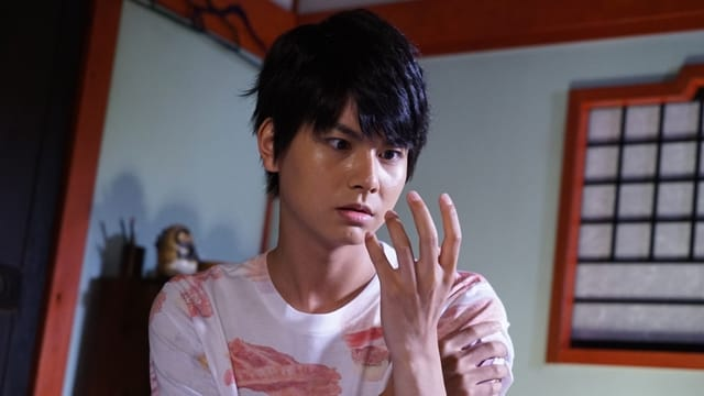 Super Sentai Season 39 :Episode 35  Kinji's Dark Path to Becoming a Youkai!