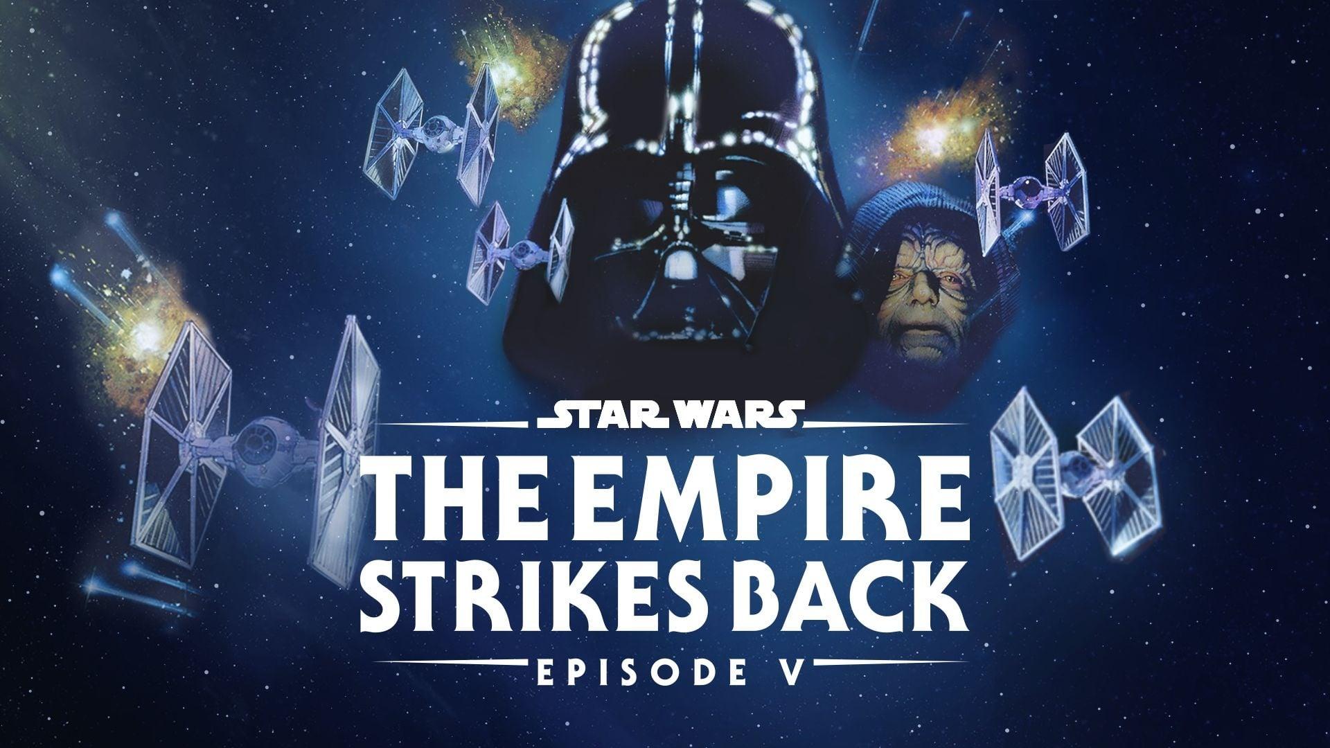 Междузвездни войни: Епизод V – Империята отвръща на удара