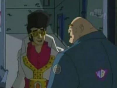 Jackie Chan Adventures Season 3 :Episode 3  Viva Las Jackies