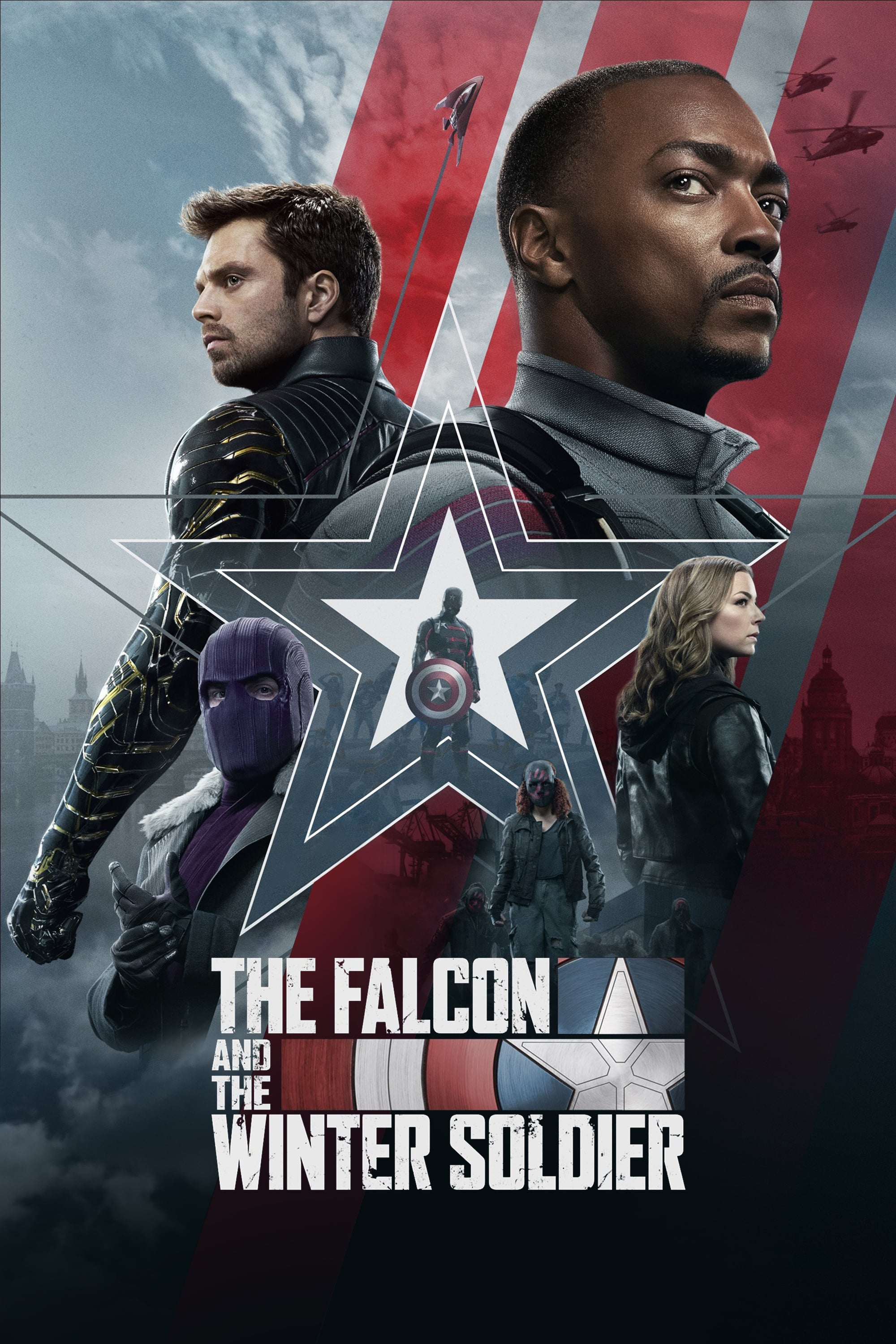 Marvel's The Falcon and the Winter Soldier