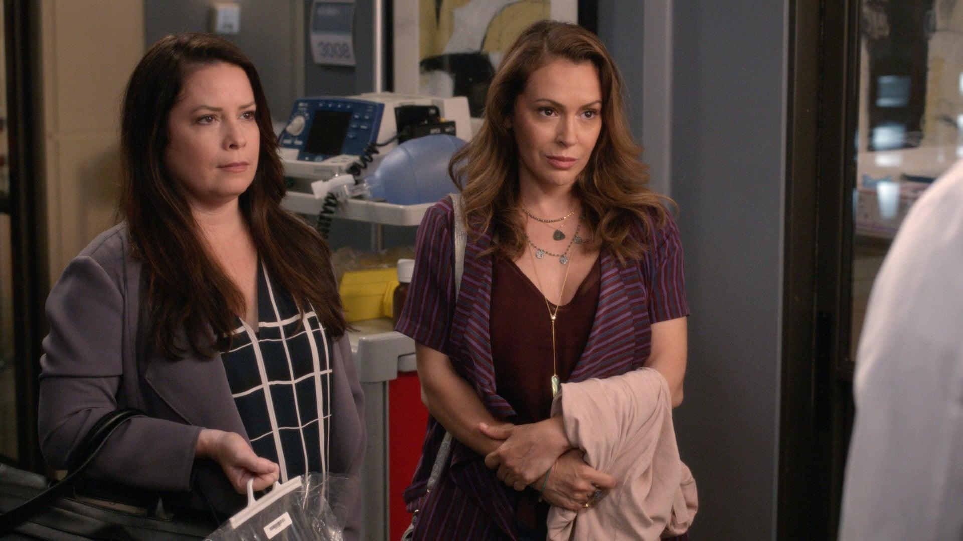 Grey's Anatomy Season 16 :Episode 3  Reunited