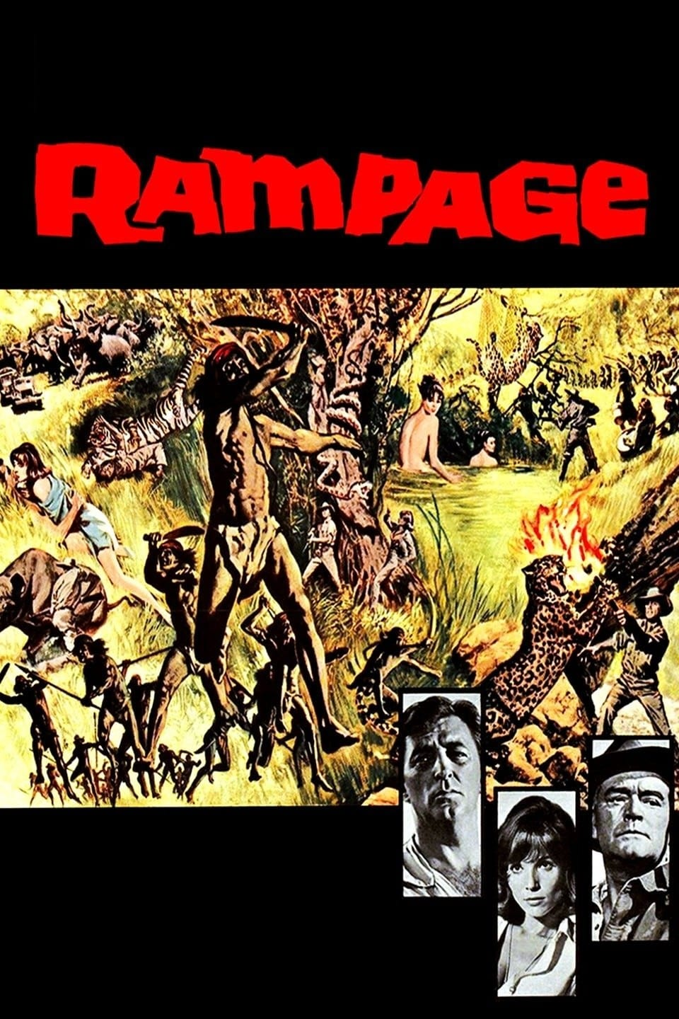 Rampage (1963)