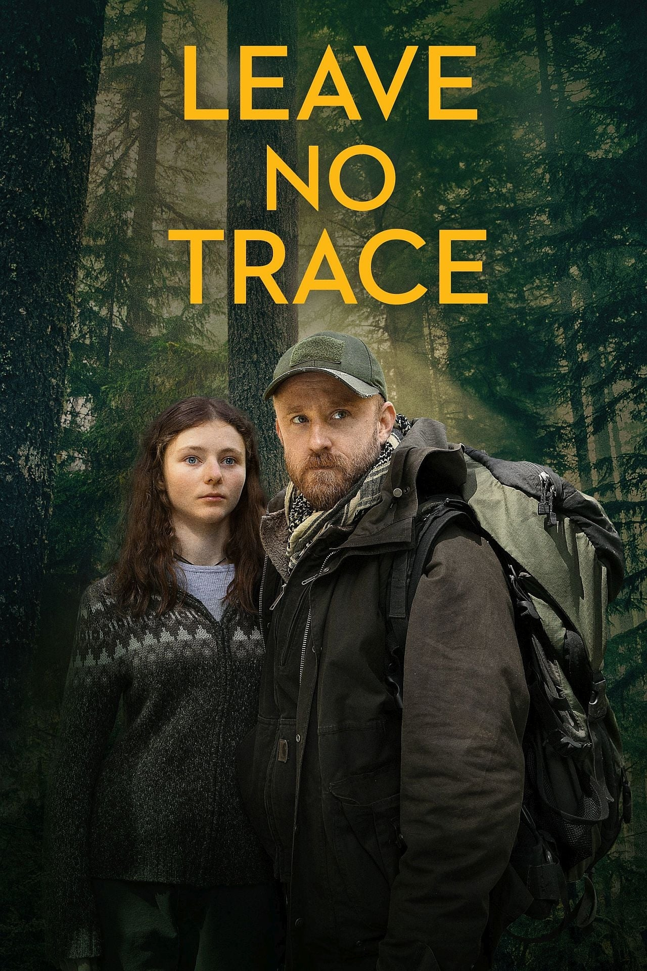 Leave No Trace (2018) - Posters — The Movie Database (TMDb)