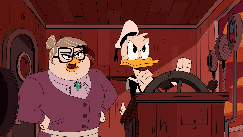 DuckTales Season 1 :Episode 23  The Shadow War