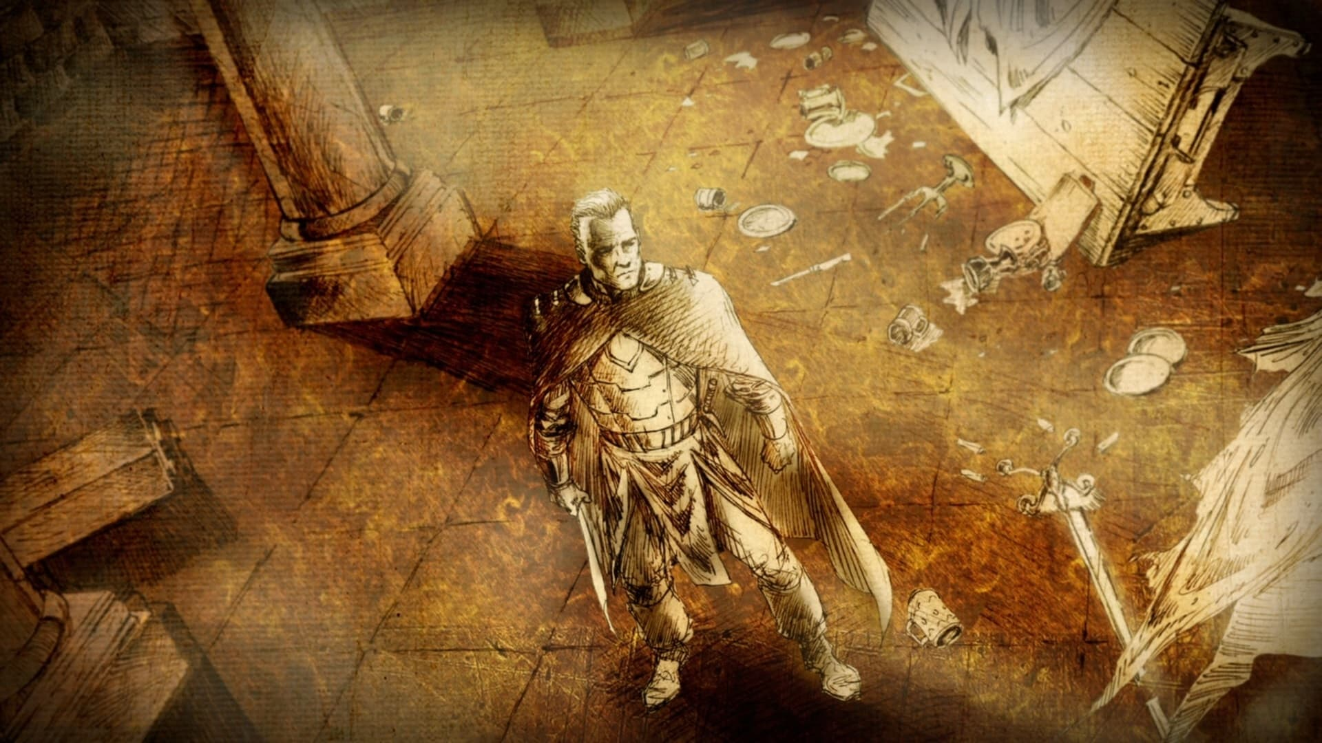 Game of Thrones Season 0 :Episode 83  Histories & Lore: Robert's Rebellion (Stannis Baratheon)