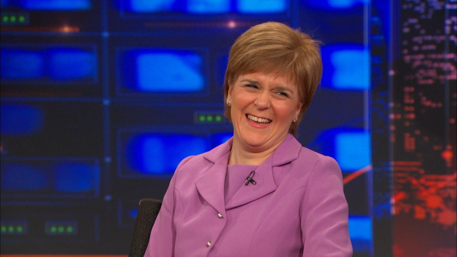 The Daily Show with Trevor Noah Season 20 :Episode 115  Nicola Sturgeon