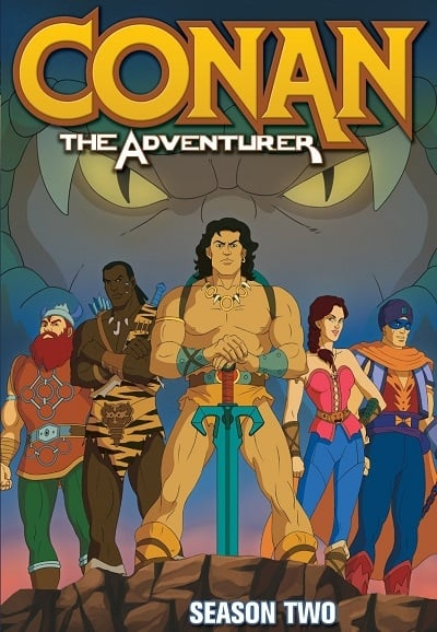 Conan the Adventurer Season 2