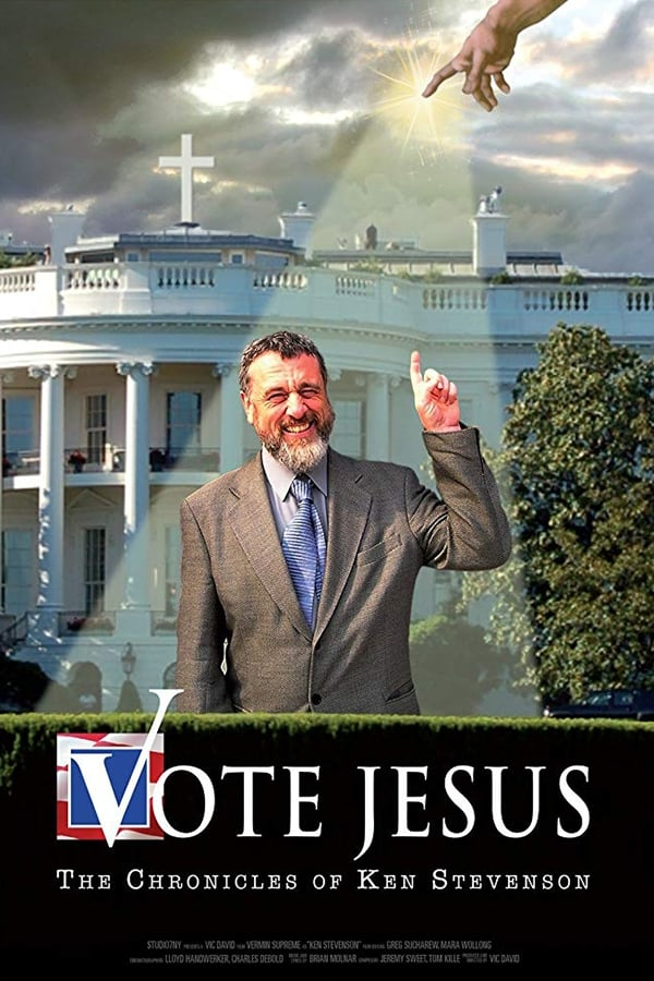 Vote Jesus: The Chronicles of Ken Stevenson (1970)