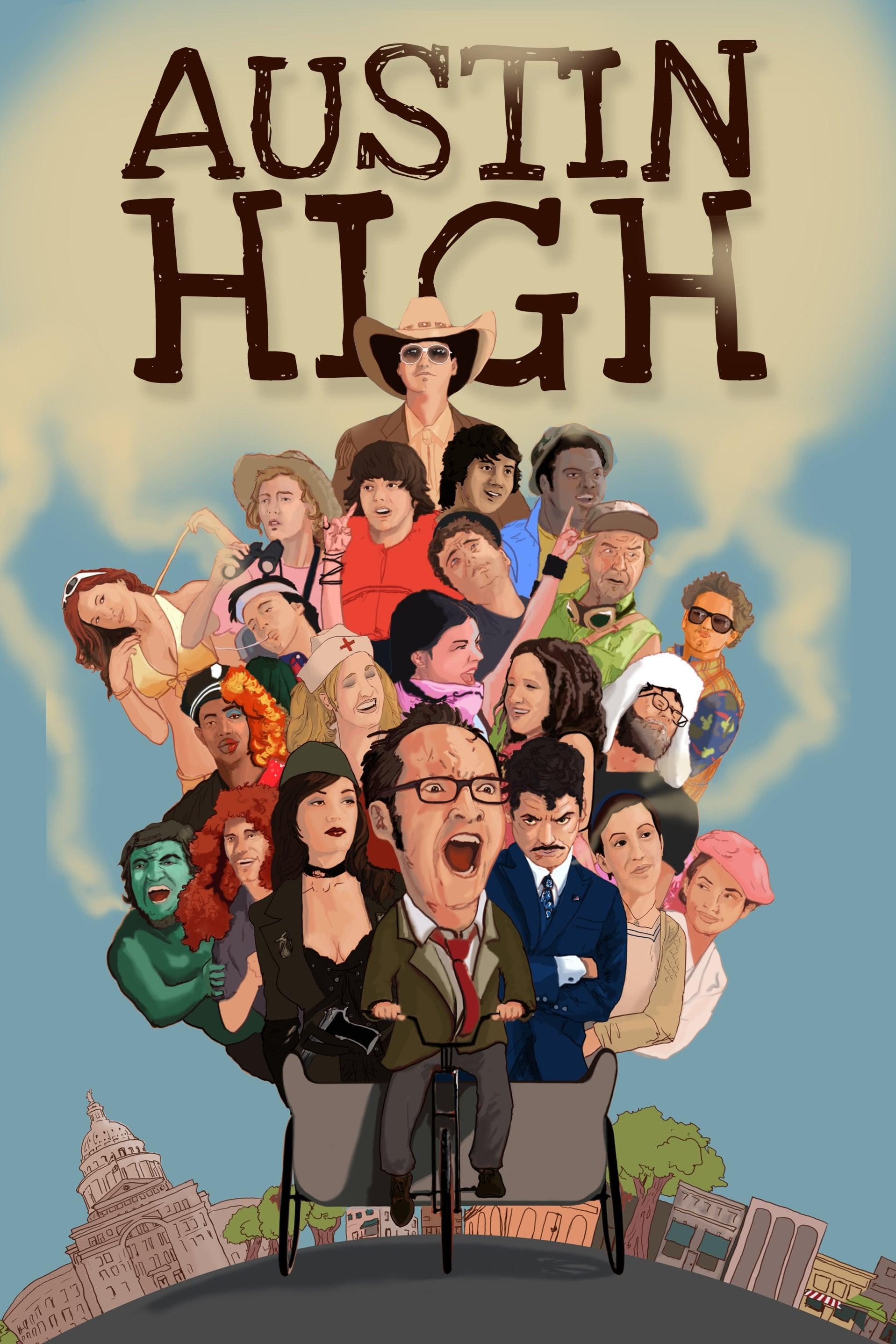 Austin High on FREECABLE TV
