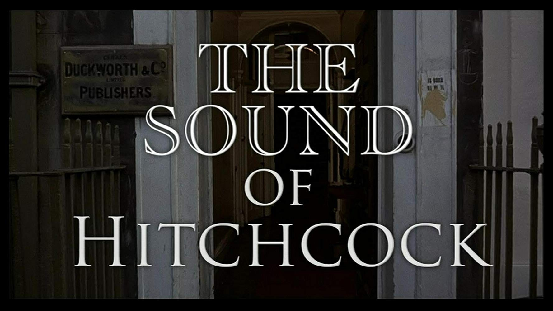 Breaking Barriers: The Sound of Hitchcock (2008)